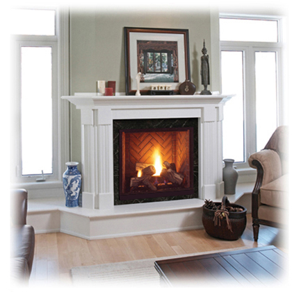 Beautiful Gas Fireplace Direct Vent Images Interior Design Ideas