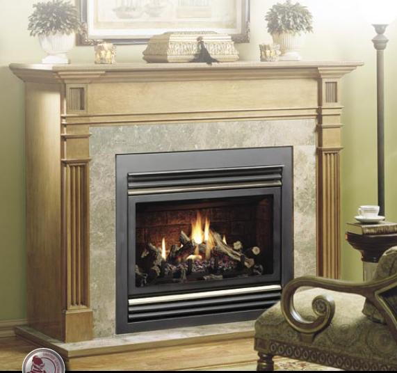 Majestic Gas Fireplace Systems - Bauer Stoves and Fireplaces